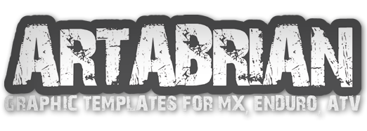 Artabrian™ – MX ATV Templates